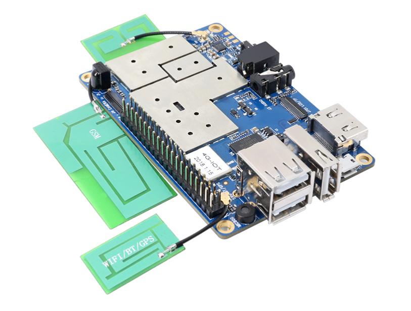 Board mạch phát triển công nghệ Orange PI 4G-IOT